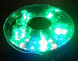 Светодиодный  светильник  для фонтанов, бассейнов, аквариумов 30led 3м, фото 7