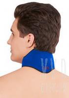 Повязка на шею с точечным нанесением турмалина