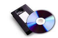 Оцифровка видеокассет VHS, miniDV, DVCAM. Создание видеофильма, монтаж фонограмм