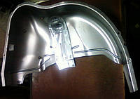 Правая внутренняя арка грузового отсека ZAZ LANOS Pic-Up. Арка заднего колеса Ланос-пикап TF55Y0-5401092 СЕНС