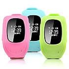Детские умные часы GPS-трекер Smart Baby Watch Q50 (Оригинал, OLED), фото 2