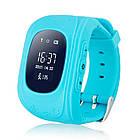 Детские умные часы GPS-трекер Smart Baby Watch Q50 (Оригинал, OLED), фото 3