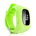 Детские умные часы GPS-трекер Smart Baby Watch Q50 (Оригинал, OLED), фото 4