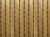 DecorAcoustic натур.шпон дуб, панель