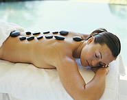 Камни для стоун-терапии