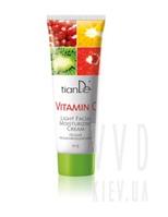 Легкий увлажняющий крем Серия Vitamin C