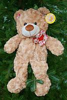 Медведь с цветком (42 см)