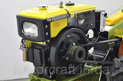 Двигатель Добрыня R180E (8,8 л.с.) (стартер)