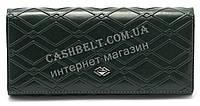 Женский удобный кошелек зеленого цвета SAARALYNN art.С-2198