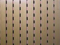 DecorAcoustic натур.шпон бук, панель