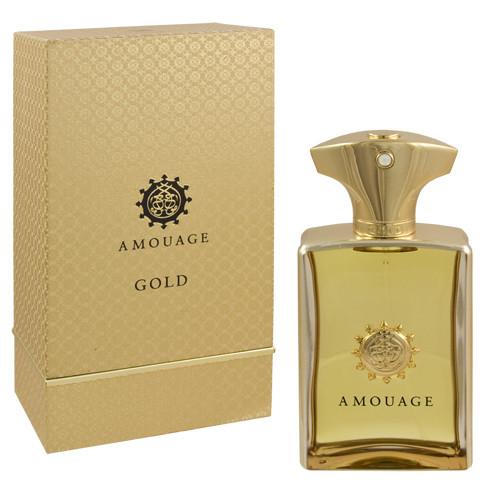 Amouage Gold Man  100ml парфюмированная вода (оригинал)