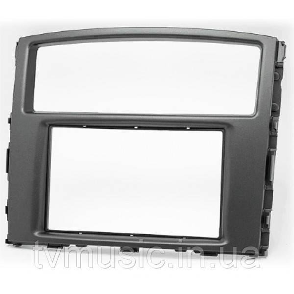 Переходная рамка CARAV 08-005 2 DIN (Mitsubishi Pajero, Shogun, Montero)