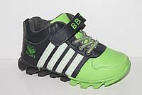 Новинки спортивной обуви. Кроссовки на мальчиков от фирмы BBT 3320-3 (8пар 31-36)