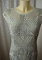 Платье вечернее Lace&Beads р.46-48 7425, фото 1