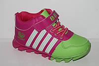 Новинки спортивной обуви. Кроссовки на девочек от фирмы BBT 3320-6 (8пар 31-36)