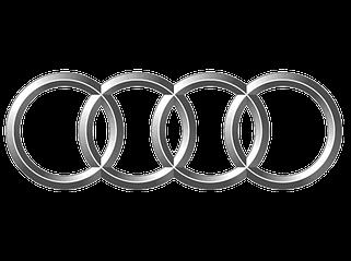 Накладки нержавейка Audi