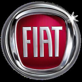 Накладки нержавейка Fiat