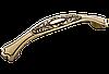 Ручка-скоба классическая AMUR-050-96-AE античная бронза 96 мм