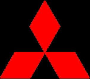 Накладки нержавейка Mitsubishi