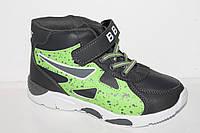 Новинки спортивной обуви. Кроссовки на мальчиков от фирмы BBT 3318-3 (8пар 31-36)