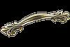 Ручка-скоба классическая AMUR-063-96-AE античная бронза 96 мм