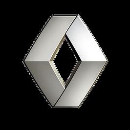 Накладки нержавейка Renault