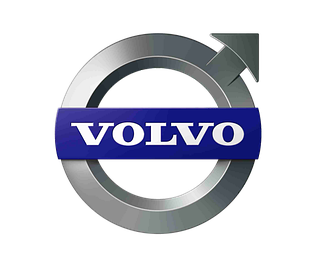 Накладки нержавейка Volvo