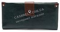 Женский кошелек органайзер зеленого цвета JESS art.JE260