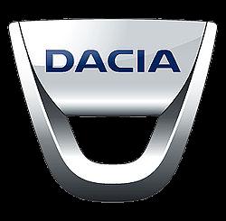 Накладки нержавейка Dacia
