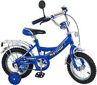 Детский двухколесный велосипед 12 дюймов Profi (P 1243A)