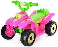 Квадроцикл Принцессы ZP 5111-9 Розовый с зеленым