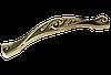 Ручка-скоба классическая AMUR-054-96-AE античная бронза 96 мм