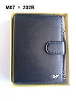 Портмоне а-ля Braun Buffel + автодокументы+ паспорт M07-302В