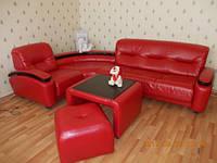 Ремонт кожаной мебели Симферополь, Крым