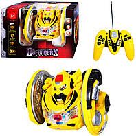 Робот-трансформер на радиоуправлении трюковый для детей 9061