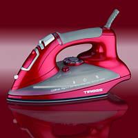 Утюг Tiross TS-520 красный
