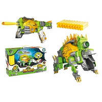 Трансформер-Динобот Стегозавр 30 см бластер Dinobots SB375