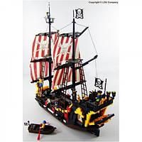 Конструктор Пиратская серия 870 деталей Brick 308/298783