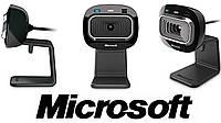 Веб-камера Microsoft LifeCam HD-3000 HD 1280x720 ваш собеседник будет доволен качество майкрософт вебкамера