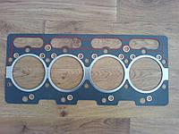 Прокладка головки ГБЦ для экскаватора-погрузчика XCMG WZ30-25 Yuchai YC 4B80G