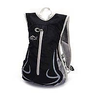 Рюкзак спортивный 1121 (черный)
