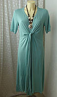 Платье летнее натуральное р.50 7046а Chek-Anka