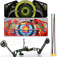 """Игровой набор """"Лук со стрелами"""" M 0014  S+S Toys (2 вида)"""