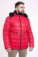 Зимняя мужская куртка с шапкой T-Z-2H