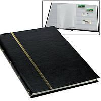 Альбом для марок SAFE - 16 страниц A5  - черный