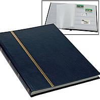 Альбом для марок SAFE - 16 страниц A5  - синий