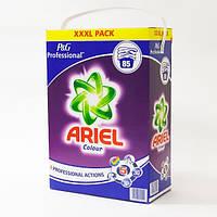 Стиральный порошок  Ariel 5,52 кг Color