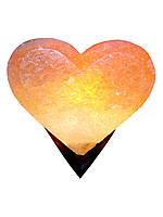 Светильник сердце 4-5кг.