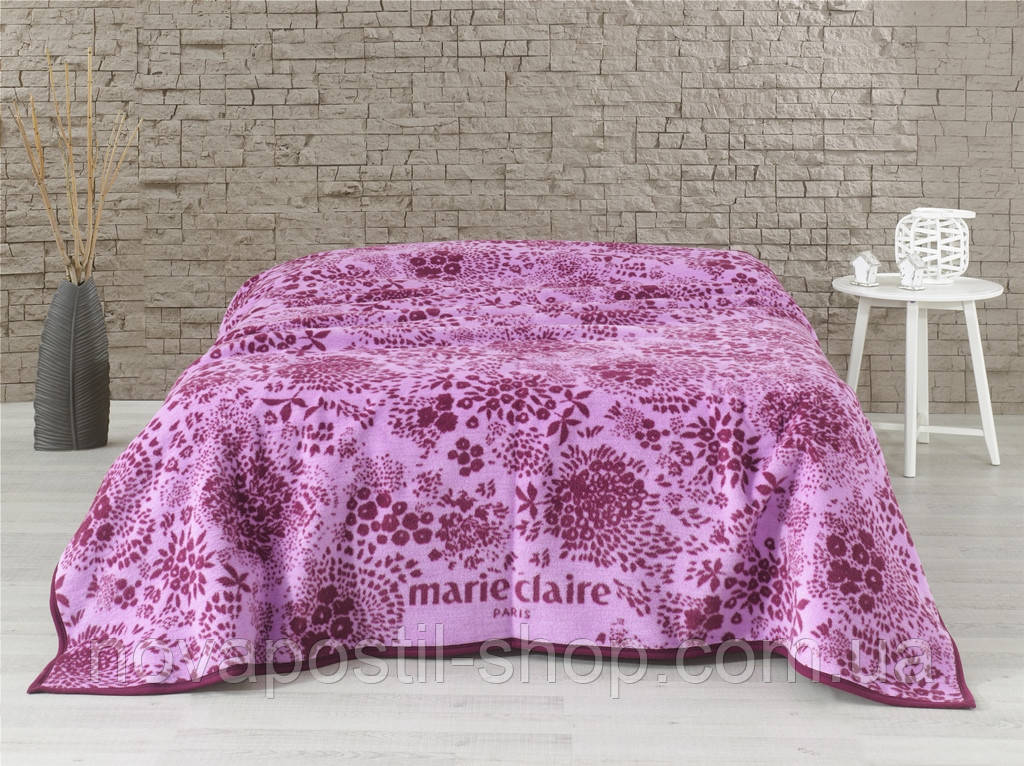 Плед-покрывало Marie Claire 200*220 VIOLET LILA
