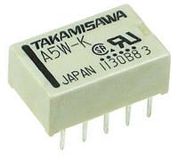 Реле электромагнитное A-5W-K /TAC/